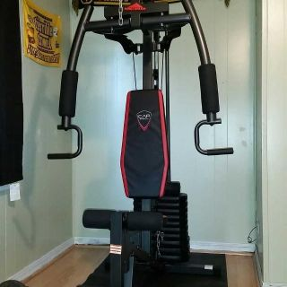 Cap Strenght Home Gym