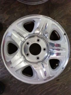 Buy Ford Explorer 16inch Chrome OEM Factory Wheel, Rim 2002 2003 2004 2005 2006 2007 motorcycle in Fairfield, California, US, for US $80.00