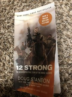 Paperback 12 Strong
