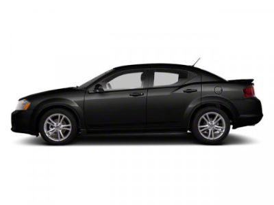 2013 Dodge Avenger SXT (Black)