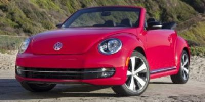 2015 Volkswagen Beetle Convertible 2.0L TDI (Red)