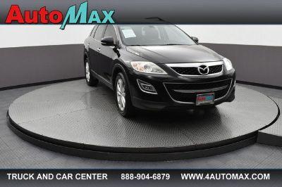 2011 Mazda CX-9 Grand Touring (Brilliant Black)