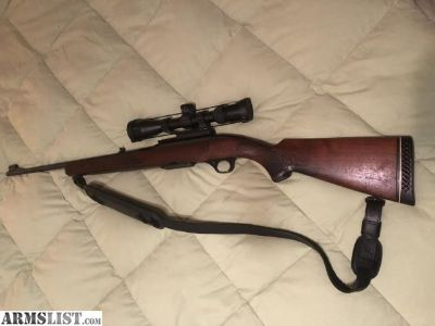 For Sale: 1966 Winchester model 100 .243
