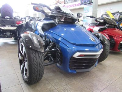 2018 Can-Am Spyder F3-S SE6 Trikes Motorcycles Irvine, CA