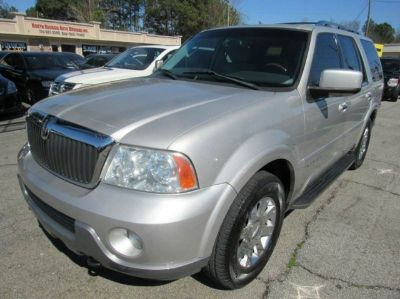 2004 Lincoln Navigator Luxury 4dr SUV