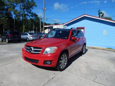 2012 Mercedes-Benz GLK-Class GLK350 (Red)