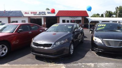 2011 KIA OPTIMA LX AUTO COLD AIR ~REDUCED~