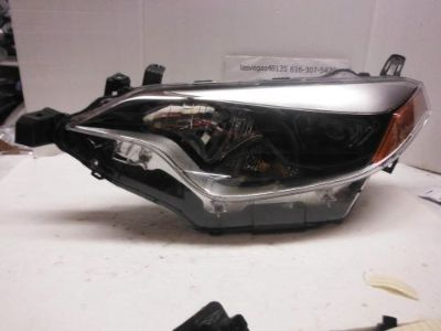 Sell 2014-2016 Toyota Corolla Headlight LED left driver side OEM motorcycle in Greenville, Michigan, United States, for US $109.95
