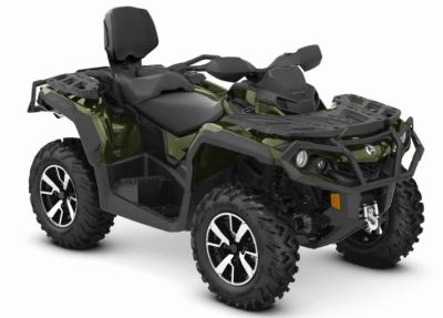 2019 Can-Am Outlander MAX Limited 1000R Utility ATVs Oakdale, NY