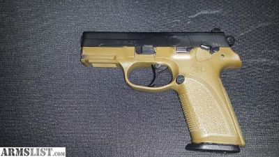 For Trade: FNP40 With ammo
