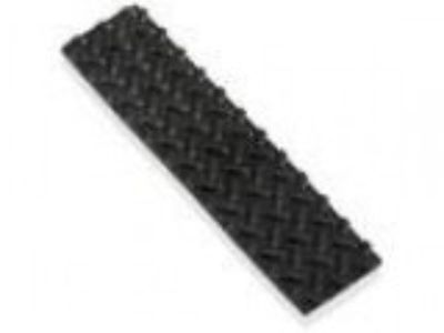 Self Adhesive Rubber Non-Slip Stair Treads - Set of (Black)