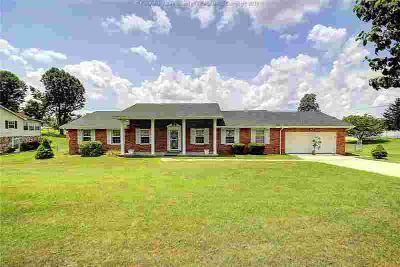 143 Joy Lane CULLODEN Four BR, Hurricane School District!