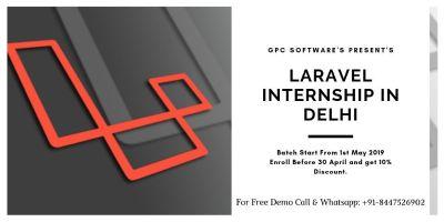 Best Laravel Internship In Delhi