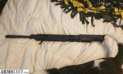 For Sale: 450 Bushmaster upper reciever