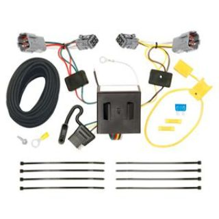 Sell T-One Assembly w/ Upgraded Circuit Protection Trailer Hitch Wiring Light Kit motorcycle in Grand Prairie, Texas, US, for US $52.06