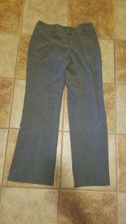Euc grey new york and company dress pants