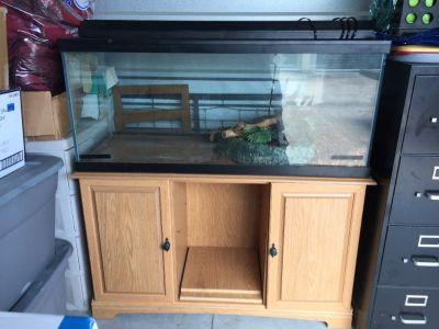 Fish Tank w/ Stand