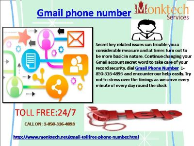 Does 1-850-316-4893 Gmail Phone Number Provide The Best Solution?