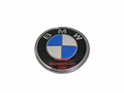 Buy NEW Genuine BMW Emblem - Trunk (Roundel) 51141872969 motorcycle in Windsor, Connecticut, US, for US $35.93