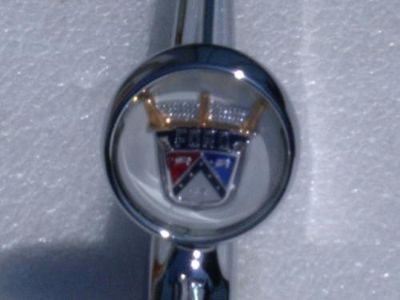 Sell 57 1957 FORD FAIRLANE HOOD ORNAMENT NEW motorcycle in Indianapolis, Indiana, US, for US $99.00