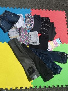5 t jeans and leggings