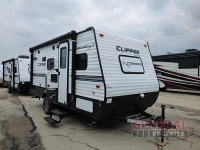 2018 Coachmen Rv Clipper Ultra-Lite 17BH