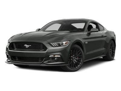 2015 Ford Mustang Fastback GT (White)