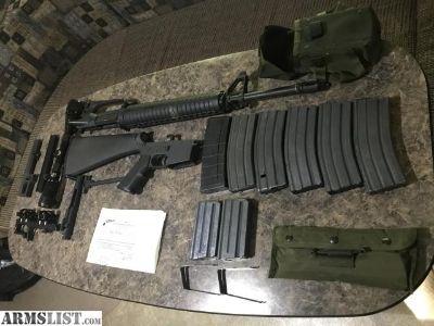 For Sale: Pre Ban Colt AR 15