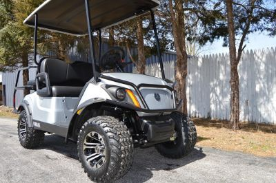 2018 Yamaha Golf Cart