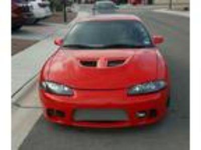 1999 Mitsubishi Eclipse GSX 796HP