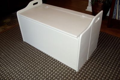 Storage Box/ Bench