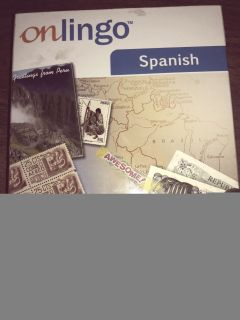 Cheap/Barato Onlingo Learn Spanish Software NEW IN BOX