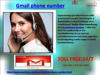Gmail signal for the unrivaled Excellence 1-850-316-4893