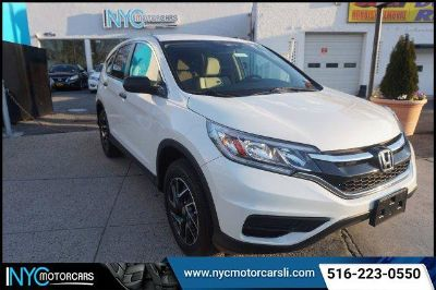 2016 Honda CR-V SE (WHITE)
