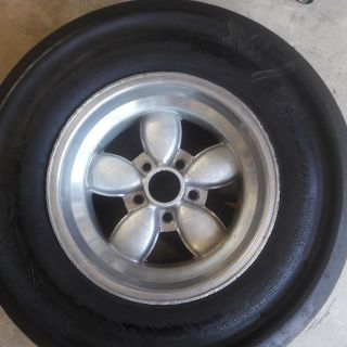 Used American Frosted Daisy wheels with slicks