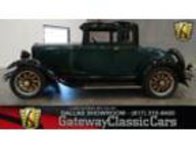 1931 Studebaker 54 Coupe 205 CID Inline 6 1931 Studebaker 54 Coupe Coupe 205 CID