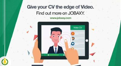 Market Yourself with a Video Resume! Jobaxy
