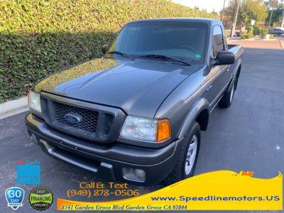 2005 Ford Ranger XL (Dark Shadow Grey Metallic)