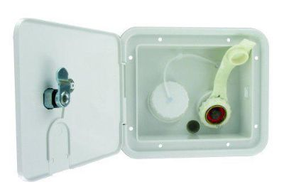 Find Valterra A01-2000VP Gravity/City Water Hatch - White motorcycle in Durand, Wisconsin, US, for US $58.40