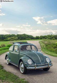 VW and Porsche restoration specialist