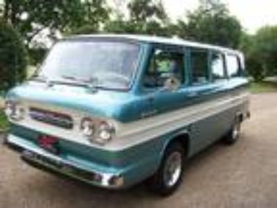 1962 Chevrolet Corvair Greenbrier 9-Seats Van