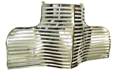 Find 1940 Chevrolet Car Polished Stainless Laser Cut Grille motorcycle in Vancouver, Washington, US, for US $680.00