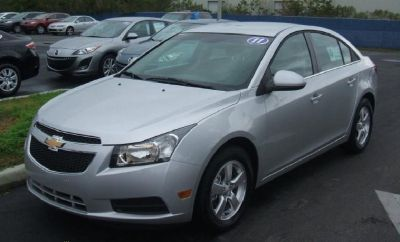 $199 DOWN! 2012 Chevy Cruze. NO CREDIT? BAD CREDIT? WE FINANCE!