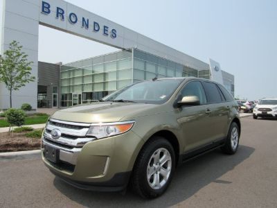 2012 Ford Edge SEL (Ginger Ale Metallic)