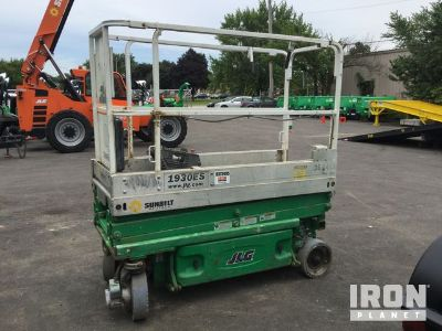 2011 JLG 1930ES Electric Scissor Lift