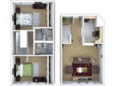 Marlboro Classic Apartment & Redwood Square - Two BR Two BA Duplex