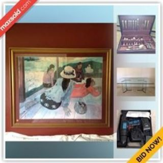 Port Townsend Moving Online Auction - Kuhn Street