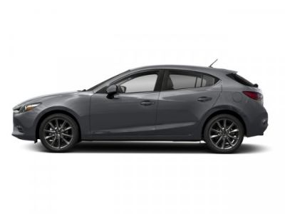 2018 Mazda MAZDA3 5-Door Touring (Machine Gray Metallic)