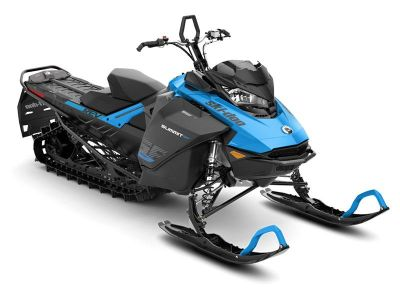 2019 Ski-Doo Summit SP 165 850 E-TEC ES, PowderMax Light 3.0 Mountain Snowmobiles Billings, MT