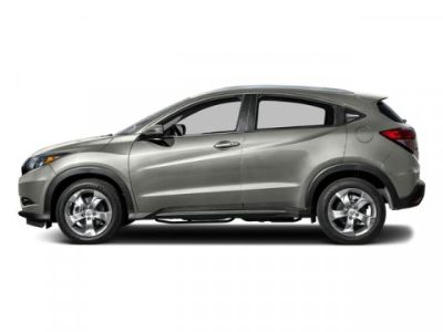 2016 Honda HR-V EX-L with Navi (Alabaster Silver Metallic)